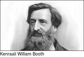 Kenraali William Booth