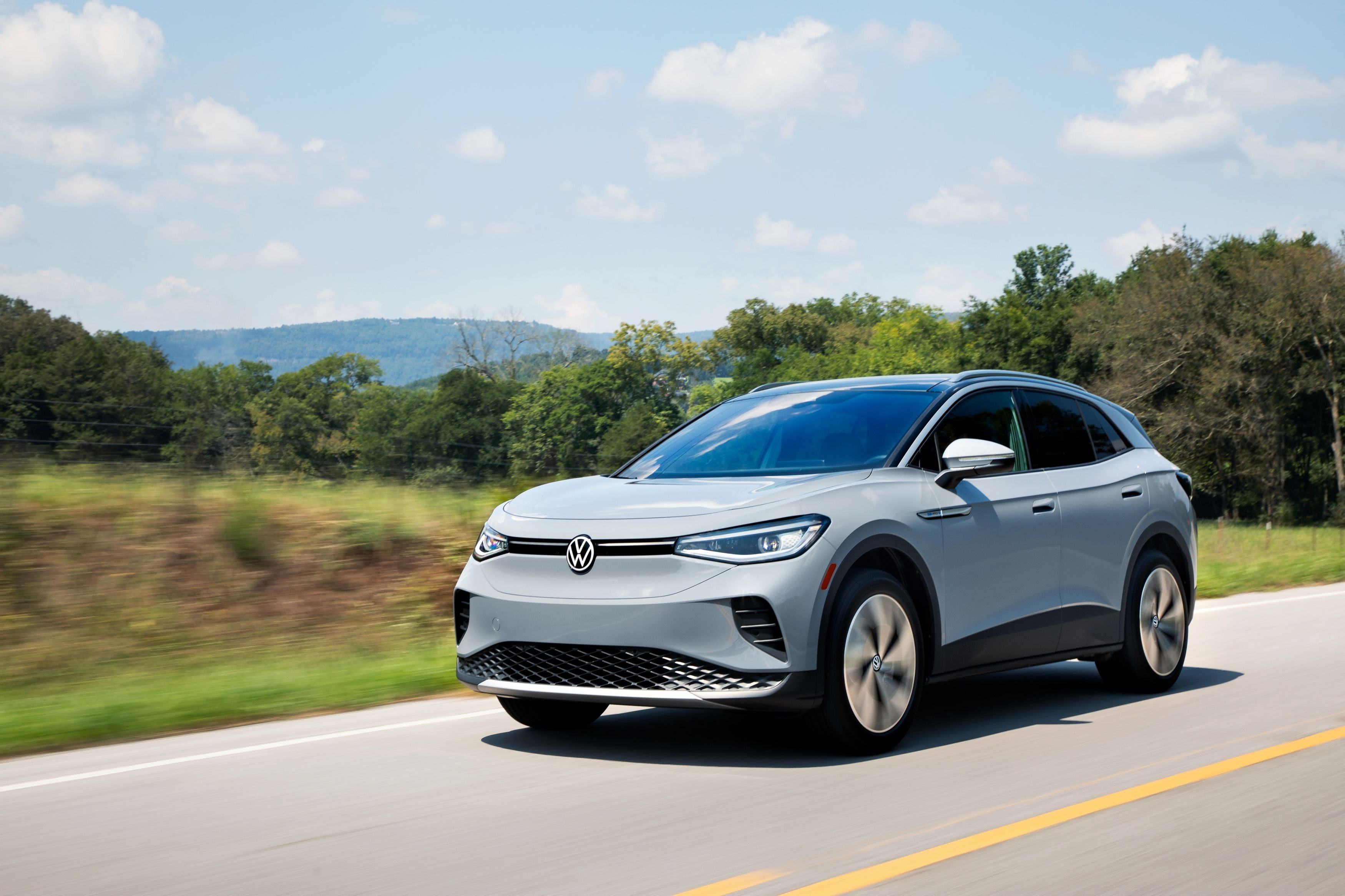 I'm Driving The Volkswagen ID.4 AWD, What Would You Like To Know?