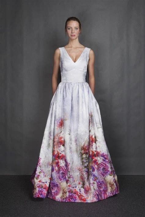 25  best ideas about Nontraditional wedding dresses on