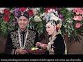 Kumpulan Contoh Mc Pernikahan Adat Melayu