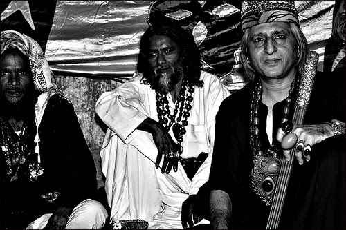Two Rafaees And A Malang by firoze shakir photographerno1