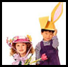 Easter Bonnets Craft Activity for Children