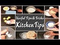Cooking Tips - Kitchen Tips and Tricks Amazing Kitchen Tips Cooking Hacks Time Saving Cooking - YouTube