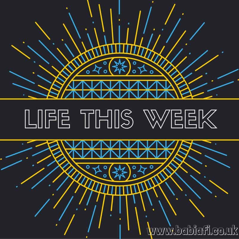 Life This Week