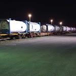 לראשונה: רכבת ישראל הובילה 820 טון אמוניה - Port2Port ספנות ותעופה