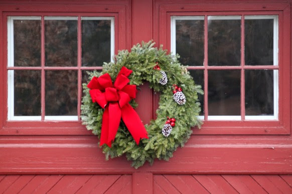 Holiday Decorating Ideas For Your Garage Doors Nation Overhead
