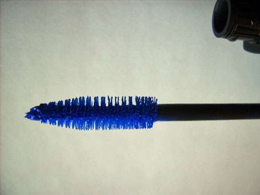 IsaDora Build-up Mascara Extra Volume 100 % Waterproof, Farbe: 25 Ocean Blue (LE)