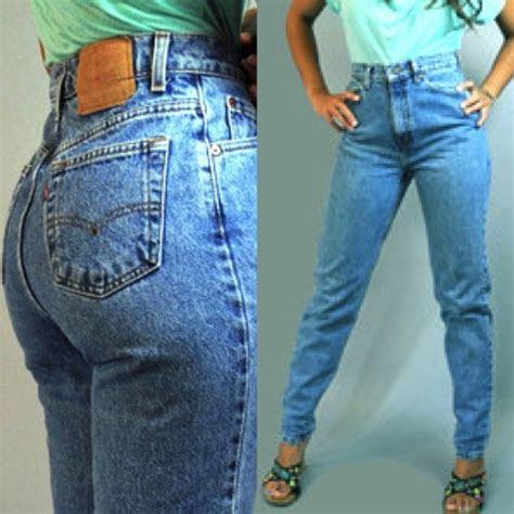 Vintage Levi's 512 1M High Waisted Slim Fit Jean on Storenvy