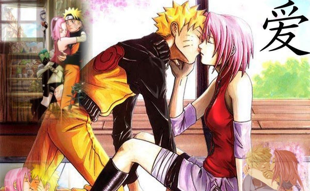Wallpaper Naruto Dan Sakura Anime Top Wallpaper