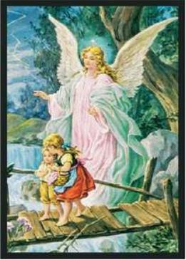 Guardian Angel Rug For A Childs Bedroom Home Interior Design Themes