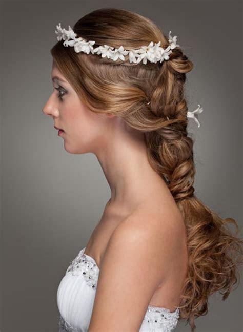 Braids Wedding Hairstyle for Long Hair 02   Latest Hair
