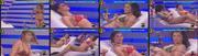 Raquel Henriques e Liliana Queiroz sensuais em biquini nos malucos do Riso