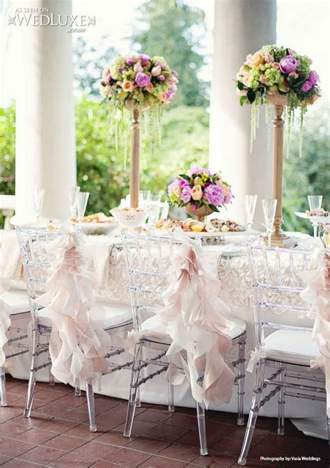 1000  images about Table Design   Linens & Chairs on