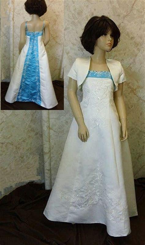 Ivory Wedding Dress With Gold Beading