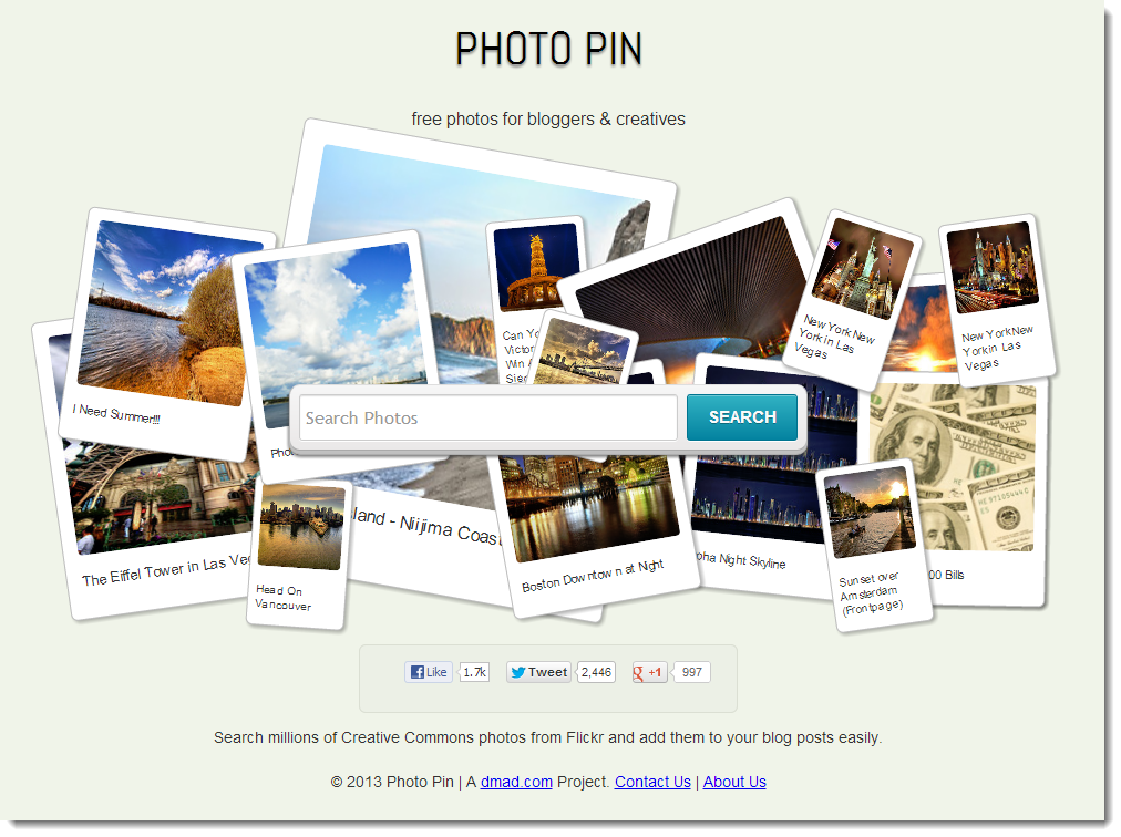 How to Find Free Commercial Use Images for Your Websites