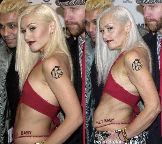 Gwen Stefani 60