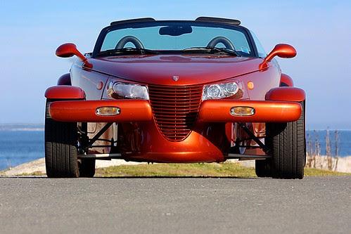 Chrysler Prowler by Iguanasan