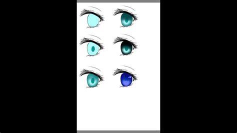 draw  eye  ipad  ibispaint  youtube