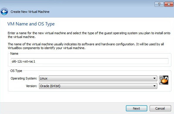 Oracle 12c RAC on VMware