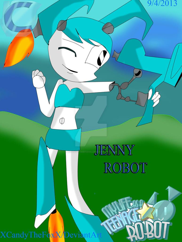 Jenny Robot Gallery