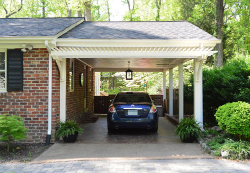 Fabulous carport from Young House Love | Friday Favorites at anderson + grant