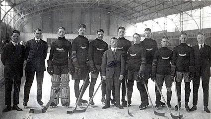 1920 Canada Olympic team, 1920 Canada Olympic team