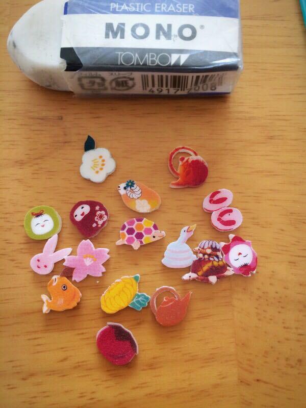 プラ板でまち針作り Mozukoの手仕事日和 楽天ブログ