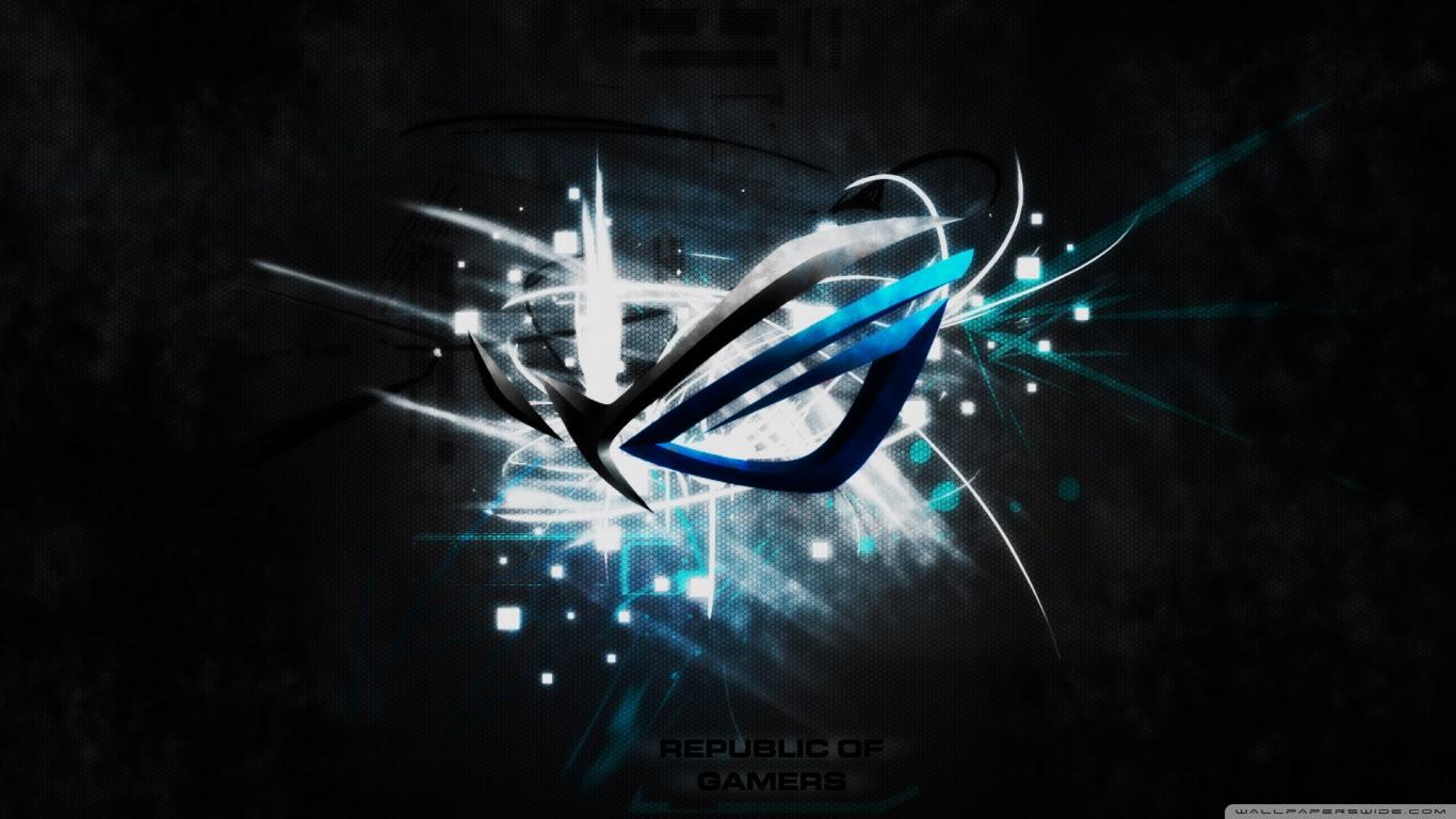 Asus Republic Of Gamers HD desktop wallpaper : High Definition