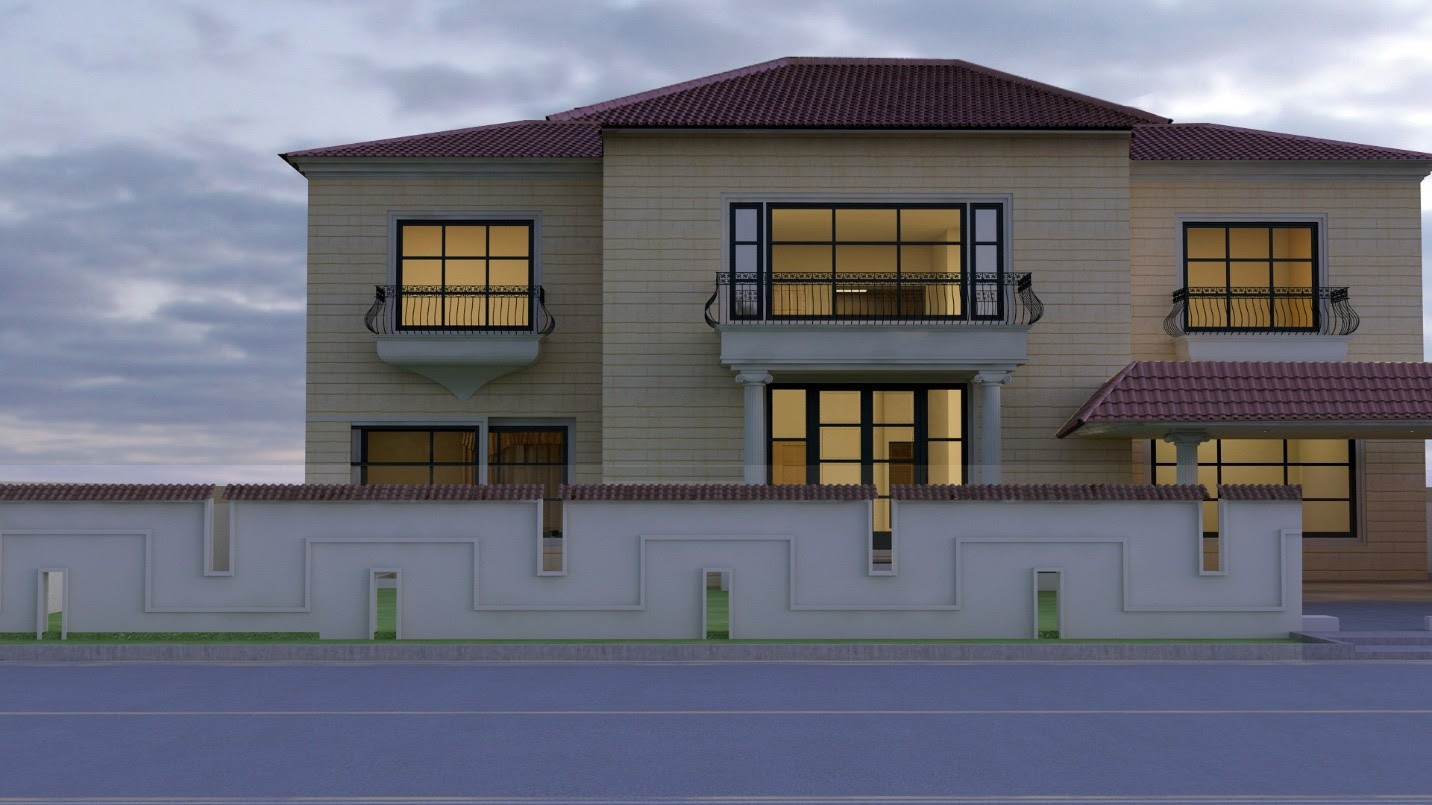 Front Boundary Wall Design Of House Interior Design
