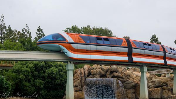 Disneyland Resort, Disneyland60, Disneyland, Tomorrowland, Monorail