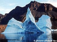 An iceberg in the Scoresby Sound
