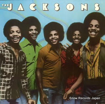 JACKSONS, THE s/t