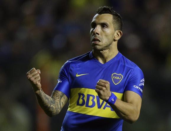 Carlos Tevez è il giocatore più pagato del mondo (Epa)