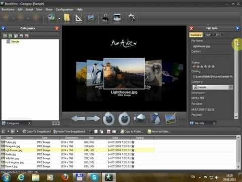 BonAView : un gestionnaire de photos gratuit