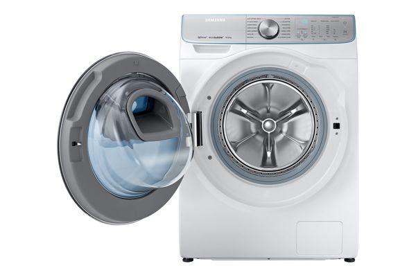Samsung Serie 8, lavadora que recorta a la mitad el tiempo de lavado