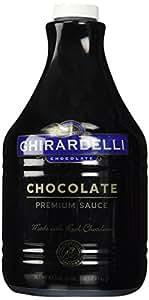 Amazon.com : Ghirardelli Chocolate Flavored Sauce ...