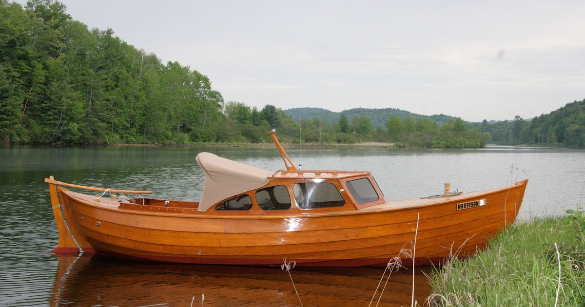 Small Boats Building Plans ~ wooden lobster boat plans