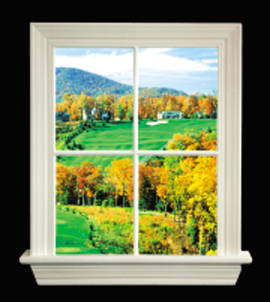 Window Lite With Golf Course View Biobrite Inc