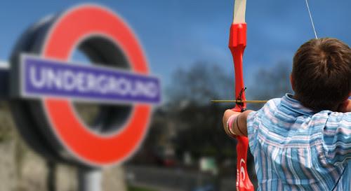 Archery image by Jon Justice