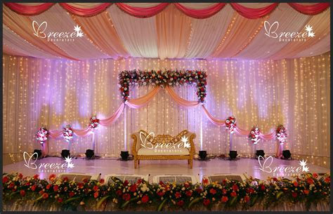 Wedding Stage Decorators in Coimbatore Events Planners in