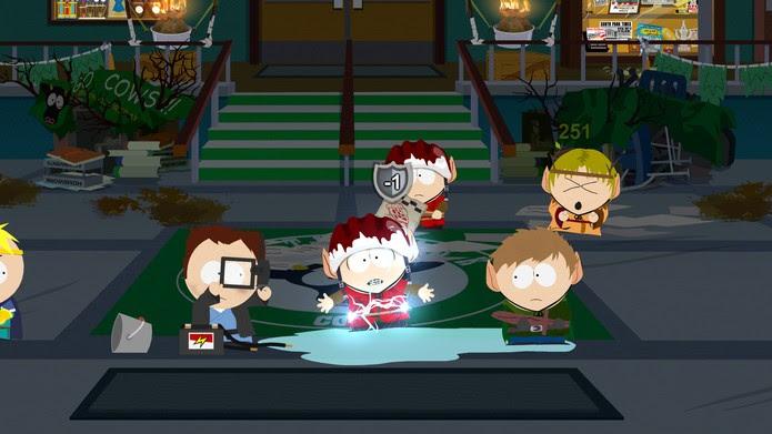 South Park (Foto: Reprodução/Felipe Vinha)
