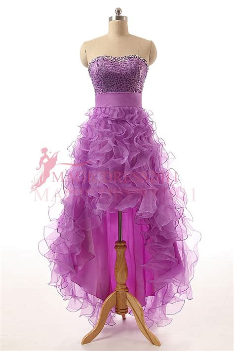 cheap coral prom dresses sparkly purple navy peacock