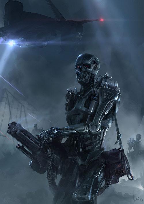 Dead Eyes See No Future εικόνα ρομπότ