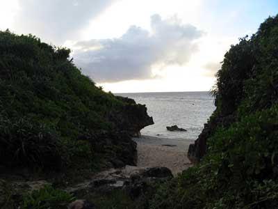Beach Entrance  JPG