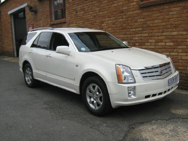 2008 Cadillac Srx for Sale in Springs, Gauteng Classified ...