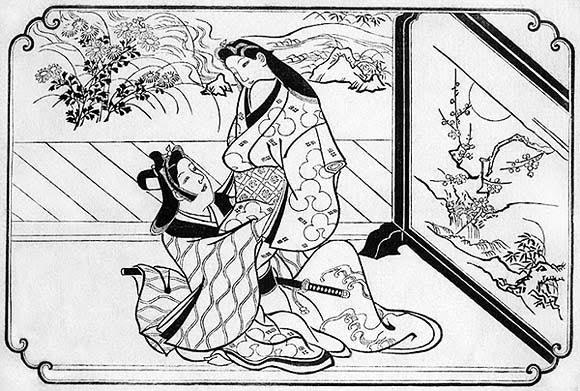 File:Moronobu b-w shunga.jpg