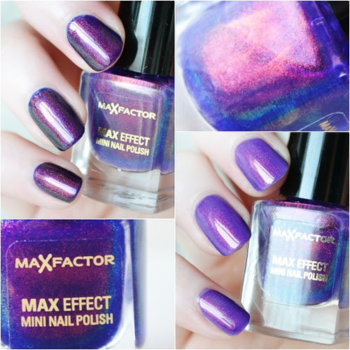 Max Factor Fantasy Fire Nail Polish