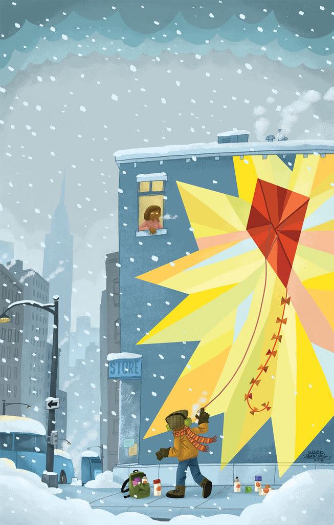 SCBWI Bulletin Nov/Dec 2012