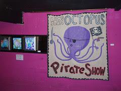 Octopus Show banner