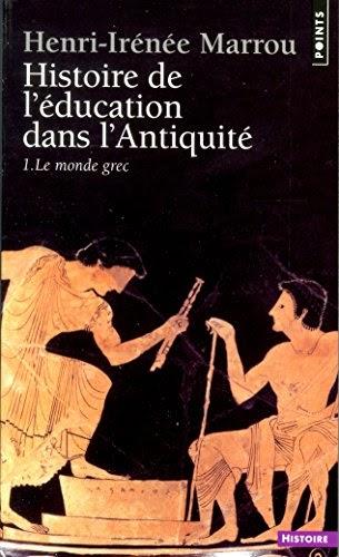 ✅Livres Histoire de l'éducation dans l'Antiquité: Le monde grec   (B00QJJT00M) Livre PDF en français